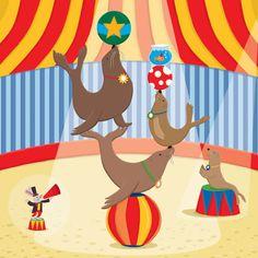Lela Lola's: Polka-DOT Polka-DOT #circus