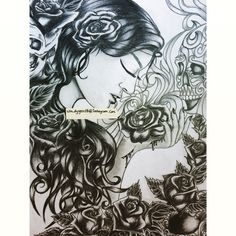 I finally finished it~