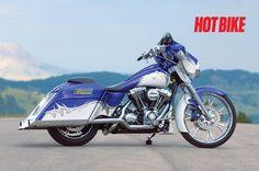 Custom 2011 Harley Davidson Electra Glide