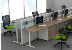 Modular Office Furniture Supplier Noida Ubalpine Manufacturer
