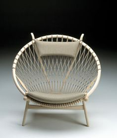 hans wegner - circle chair