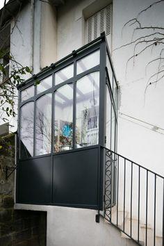 Verrière extérieure, charme, décor floral, serrurerie Decoration, Design, Nantes, Glamour, Decor, Decorations, Decorating, Dekoration