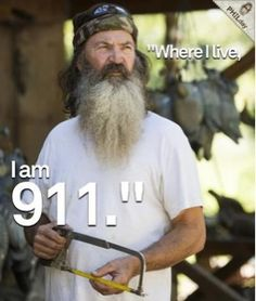 Phil-The Duck Commander!