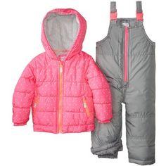 Carter's Little Girls' Snowsuit