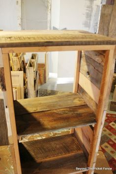 Jelly Cupboard, Rustic Decor, Reclaimed Wood, Barnwood, Old Screen, Vintage,