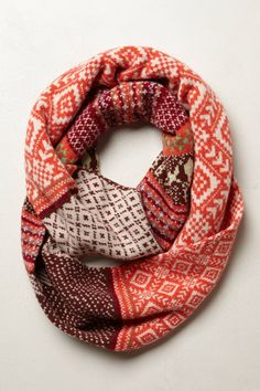 Shop the Fairisle Infinity Scarf and more Anthropologie at Anthropologie today. Read customer reviews, discover product details and more.