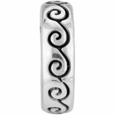 ABC Swirly Spacer  available at #Brighton