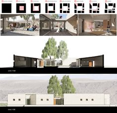 Community Center on Behance