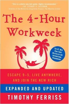 Descargar o leer en línea The Workweek, Expanded and Updated Libro Gratis PDF/ePub - Timothy Ferriss, The New York Times bestselling author of The Body shows readers how to live more and work less, now with more. Best Books For Men, Good Books, Books To Read, Amazing Books, Free Books, New York Times, Timothy Ferriss, Tim Ferriss, Rat Race