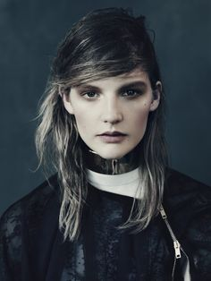 NEVER MISS A BEAT: SARA BLOMQVIST BY BEN WELLER FOR MUSE #33 SPRING 2013