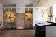 revestimientos de alta decoración, microcementos, tematizacion creativa con mortero