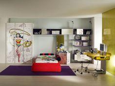 Superman Themed Bedroom superman room teen boy   room for joy room makeovers   pinterest