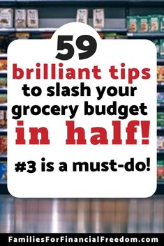 Find more than 50 frugal living ideas for how to save money on groceries for families. You can save money on your budget with these ways to save money on groceries tips! Save money on groceries free printables! Save money on groceries tips! Best Money Saving Tips, Money Saving Meals, Save Money On Groceries, Money Tips, Money Hacks, Groceries Budget, Money Budget, Frugal Living Tips, Frugal Tips