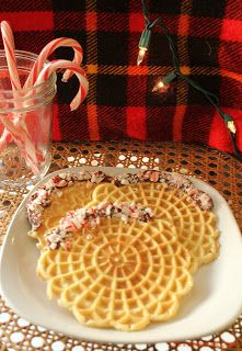Holiday Pizzelles