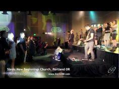 За Тобой Пойду - Slavic New Beginnings Church (I will follow - by Chris Tomlin) - YouTube