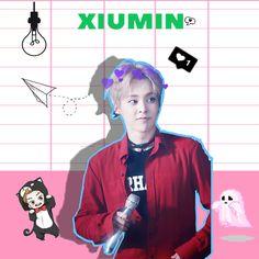 [Xiumin edit]