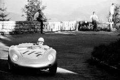 Wolfgang von Trips, 1958 Gaisbergrennen