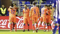 TIEMPO DE DEPORTE: Las Palmas se trae un punto de Vitoria con gol de ...