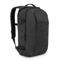Incase DSLR Pro Pack. This is the other backpack I'm considering. It is for your laptop and DSLR camera equipment. The thing I like about this the most is that the back unzip to reveal customizable organizer for cables lenses and other. I think I could keep everything really organized. It's a little pricey though.