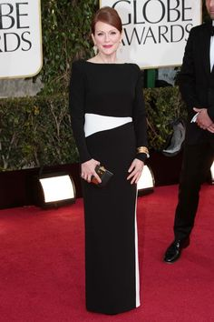 Golden Globes Fashion - Red Carpet Dresses 2013