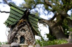 Tricklewood Cottage - a fairy chapel.