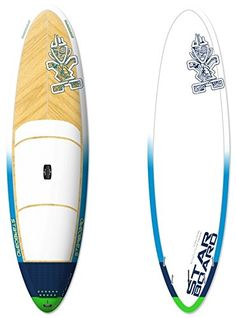 """Starboard 2015 9'5"""" x 30"""" Converse SUP - Wood Price Β£945"""