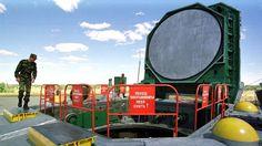 Un silo pouvant contenir un missile SS-18, à Tcheliabinsk, dans le centre de la Russie, le 1- août 2002. Ce type de silo pourrait bientôt accueillir son successeur, le R-36.