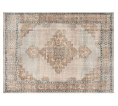 Finn Hand-Knotted Rug - Blue Multi