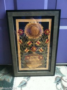 Sunflower with Bee Skep ... Blue Skies above ... Warm Earth below ... click through photo to purchase.