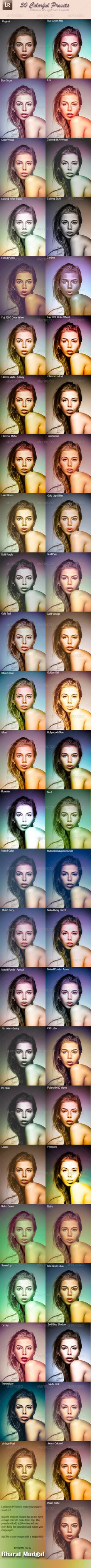 50 Colorful Presets - Lightroom Presets Add-ons Download - http://graphicriver.net/item/50-colorful-presets/6901869?WT.ac=portfolio&WT.seg_1=portfolio&WT.z_author=mudgalbharat