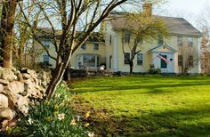Stonecroft Country Inn in Ledyard, Connecticut | B&B Rental