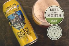 The Hop Review – Interviews & Beer Banter – BOTM - March: Finch's Hardcore Chimera Beer Of The Month, Bottle Shop, Chimera, Lemonade, Travel Photography, Chicago, March, Mac, Root Beer