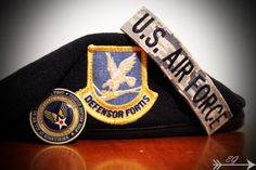 S Air Force - Security Forces. I am the proud mom of a Security Forces airman!