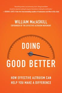iTunes - Books - Doing Good Better by William MacAskill