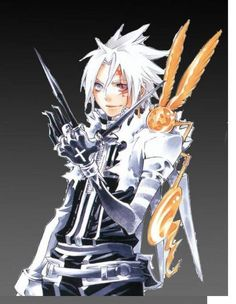 Cosplay Island | View Costume | EscapedYesterday - Allen Walker  D Gray Man