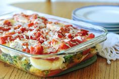 Spinach and Butternut Squash Quinoa Polenta Lasagna Created by Wendy ...