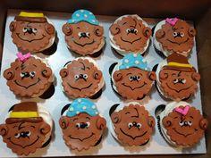 Berenstein Bears cupcakes