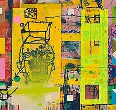 Contemporary | Established | Mid Career Artist | San Francisco | St. Helena | Napa Valley | New Art | Art World | Rik Van Iersel