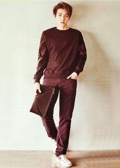 MCM x EXO Collaboration LIMITED EDITION : Baekhyun