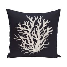 Found it at Wayfair - Coral Reef Outdoor Pillow