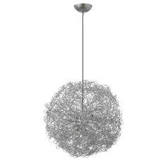 Fredrick Ramond Ion 6 Light Chandelier | AllModern