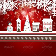 Abstract Christmas and New Year Background.