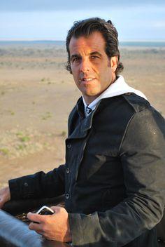 Álvaro Garnero - empresário, apresentador de televisão e administrador de empresas
