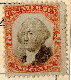 United States Revenue Stamps