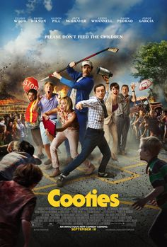 One horror comedy you're definitely going to want to see this fall is the upcoming film, Cooties. The film stars Elijah Wood, Rainn Wilson, and Jack Streaming Movies, Hd Movies, Horror Movies, Movies To Watch, Movies Online, Movies And Tv Shows, Movie Tv, Cult Movies, Funny Movies