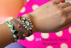 Deconstrut: DIY | Frieda and Nellie Bracelets