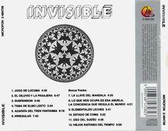 1996 Invisible - Invisible [Microfon original artworks: M. Cover Art, Album Covers, Artworks, Juices, Art Pieces