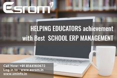 ESROM school software has a powerful online community to bring parents, teachers and students on a common interactive platform....  www.sminfotech.in