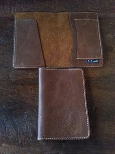 Take Marked™ with you everywhere you go. Our leather passport holder will be the last passport holder you'll ever need. With weight and greater functionality in mind, we developed a lighter version of