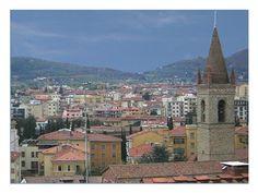 Arezzo Italy, where I will be spending next semester!